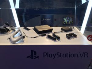 The full PlayStation VR hardware line-up