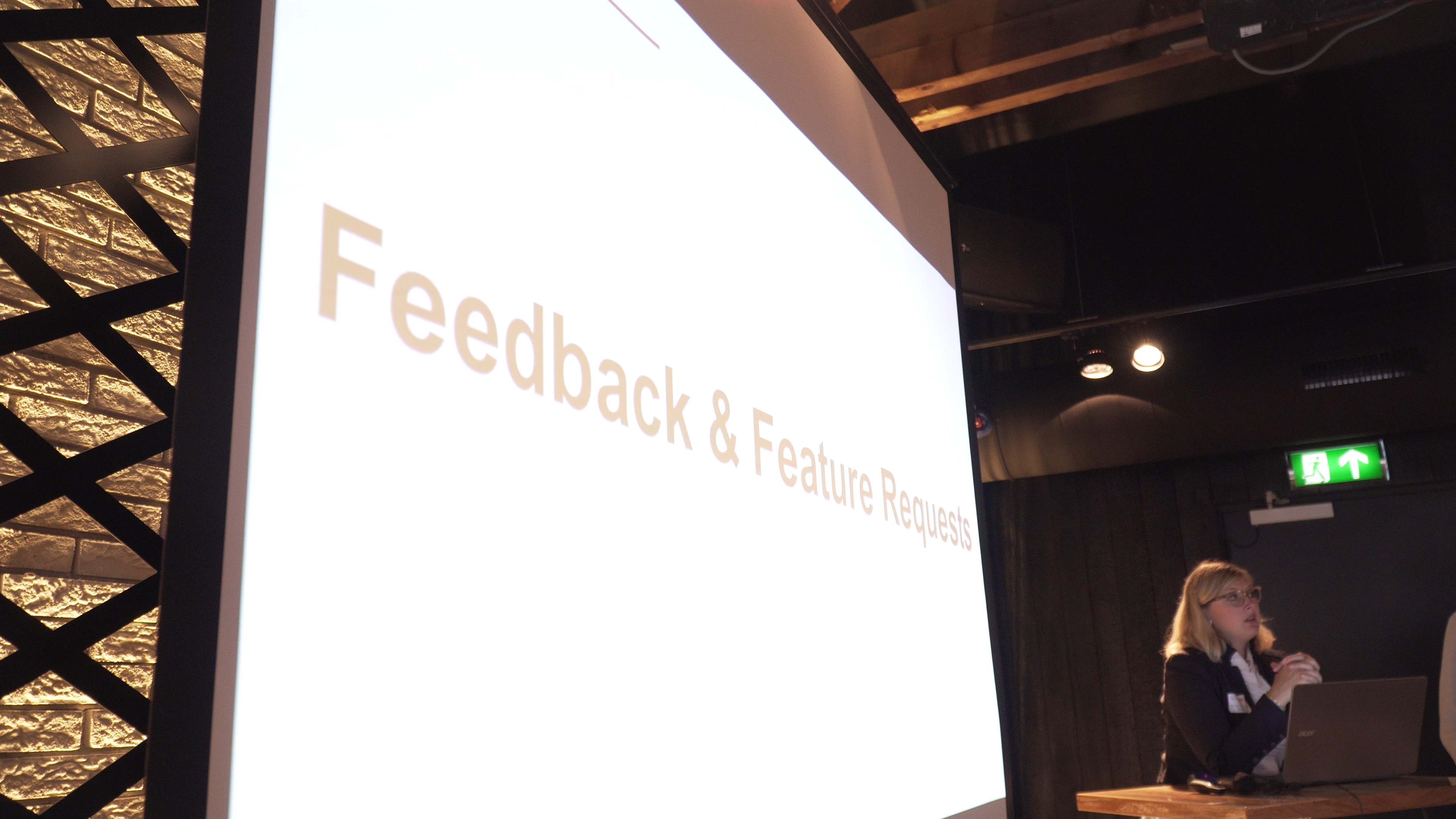 Feedback & Feature Request Ronde