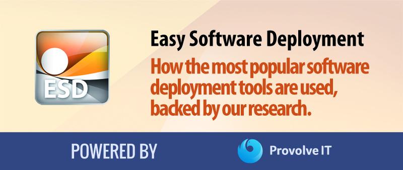 software deploy tools