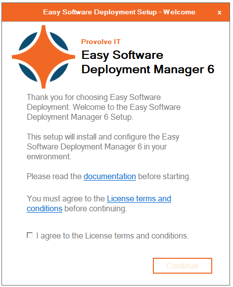 easy-software-deployment-tool